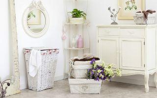 Правильный выбор бельевой корзины для ванной