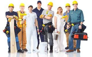 Особенности выбора строительной бригады