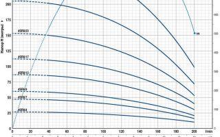 Конструкционные особенности скважинного насоса