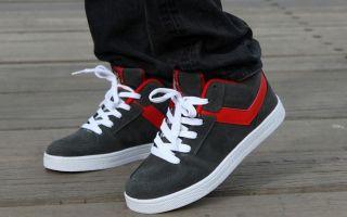 Выбираем мужские кроссовки