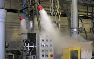 Водяные и газовые системы автоматического пожаротушения