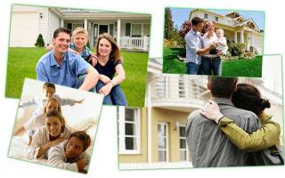 Постройка дома для семьи