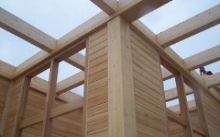 Клееный брус — идеальный строительный материал