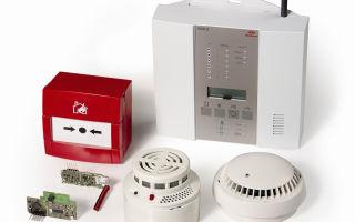 Внедрение автоматической системы пожарной сигнализации