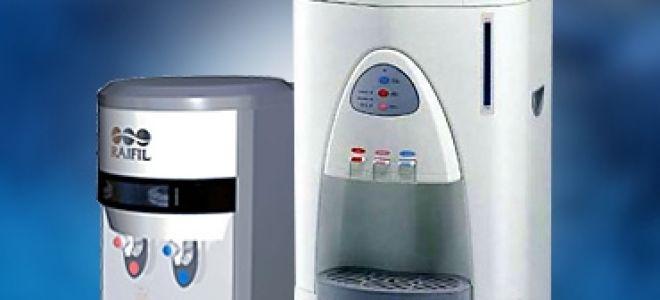 Настольный прибор очистки воды — пурифайер для дома