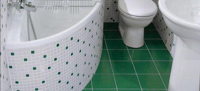 Идеи интерьера маленькой ванной