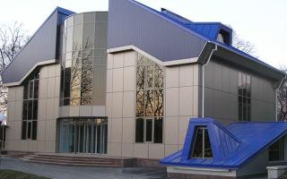 Навесные вентилируемые фасады – идеальное решение для дома