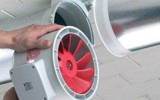 Виды и преимущества канального вентилятора