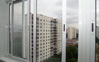 Остекление балконов и лоджий Kaleva