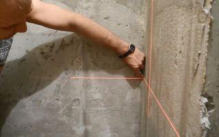 Советы по выравниванию стен в ванной под плитку