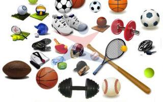 Достоинства спортивных интернет магазинов