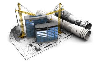 Блоки и трубы в строительстве