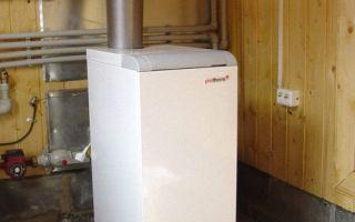 Газовый агрегат фирмы protherm