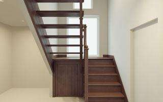 Как построить лестницу в доме?