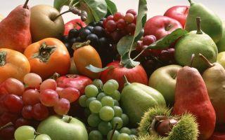 Польза фруктов в ежедневном рационе