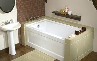 Установка акриловой ванны своими руками подробная инструкция по монтажу