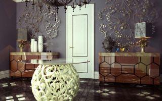 Оформление интерьера для красоты вашего дома