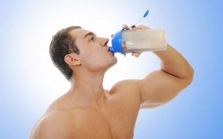 Как и когда принимать протеин