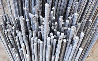 Строительная арматура из стали