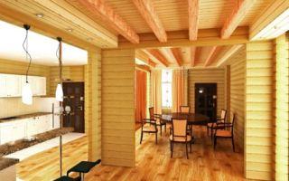 Каковы преимущества и недостатки домов из сруба?