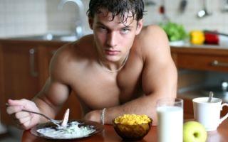 Бодибилдинг и рациональное питание
