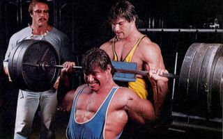 Упражнения для дельтовидных мышц