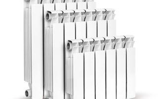 Биметаллические радиаторы отопления цена
