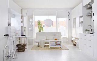 Недостаток площади в однокомнатной квартире: как исправить?