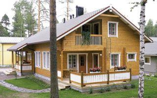 Какими достоинствами обладают брусовые дома