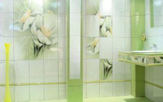 Достоинства и недостатки различных видов плитки для ванной