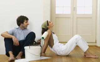 Этапы выполнения ремонта в квартире