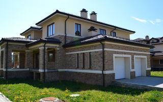 Строительство загородных домов в Подмосковье
