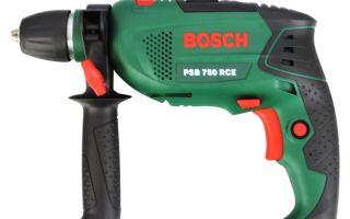 Выбираем дрель от Bosch