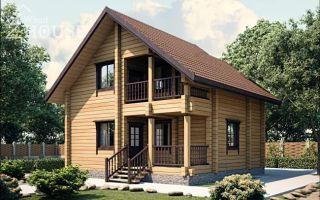 Разновидности деревянных домов