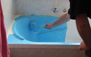 Инструкция по выбору покрытия для восстановления товарного вида ванны