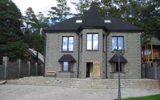 Строим дом из шлакоблока