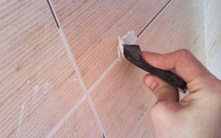 Выбор подходящей затирки для плитки