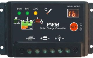 Собрать контроллер солнечной батареи своими руками – просто и легко