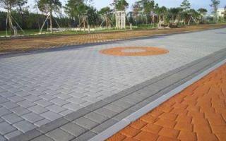 Тротуарная плитка или асфальтное покрытие?