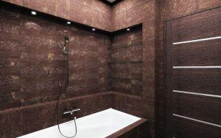 Достоинства и недостатки ниши в ванной, монтаж своими руками