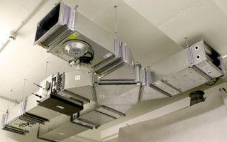 Этапы монтажа вентиляционных систем