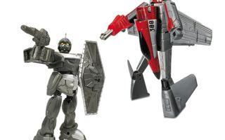 Игровые наборы роботов-трансформеров