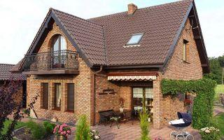 Лучший дом — дом из кирпича