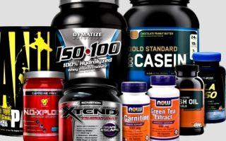 Правильное спортивное питание — гарантия успеха