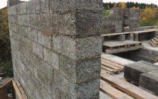 Арболитовые блоки для строительства дома