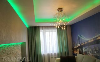 Нормирование освещения с помощью верстаков с подсветкой