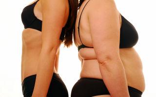 Быстрое похудение возможно только при помощи физических упражнений