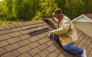 Течет крыша в частном доме – как это устранить