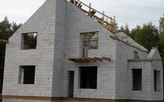 Технология строительства домов из блоков