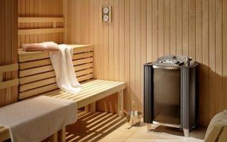 Особенности работы электрической печи для бани